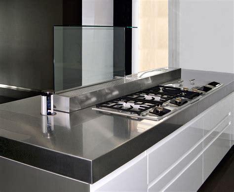 piano cucina in acciaio beautiful piano cucina acciaio ideas ideas design 2017