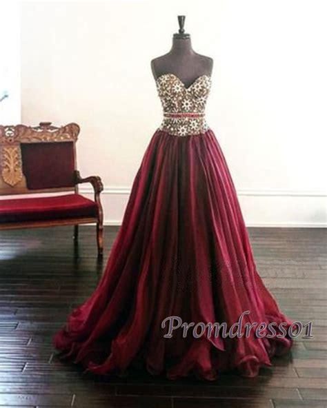 burgundy color prom dress burgundy prom dresses 2017 dresses for