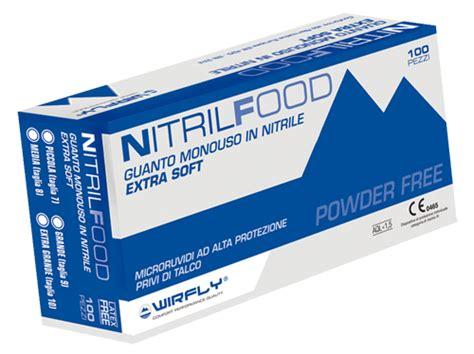 guanti per alimenti guanti in nitrile per alimenti monouso anallergici senza
