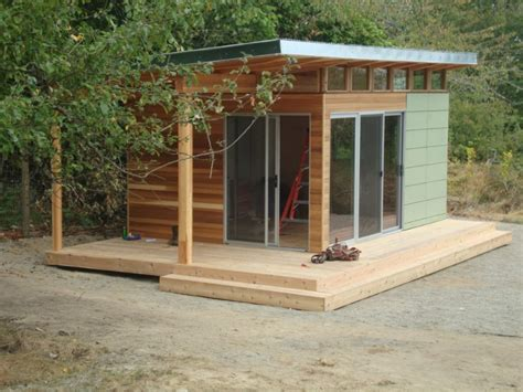 Modern Shed Modern Shed Home Office Space To Frame A Day