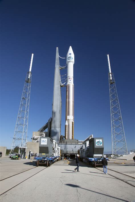 nasa canaveral tracking and data relay satellite ready for launch from