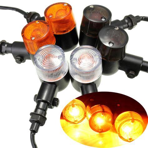12v len emark universal 12v alloy motorcycle turn signal