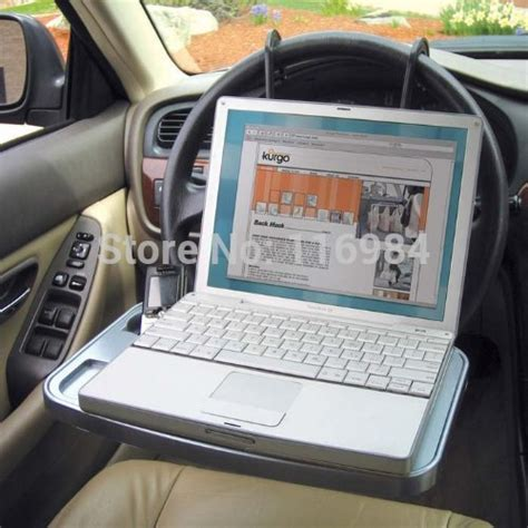 Auto Laptop Desk Steering Wheel Laptop Mount Promotion Shopping For Promotional Steering Wheel Laptop