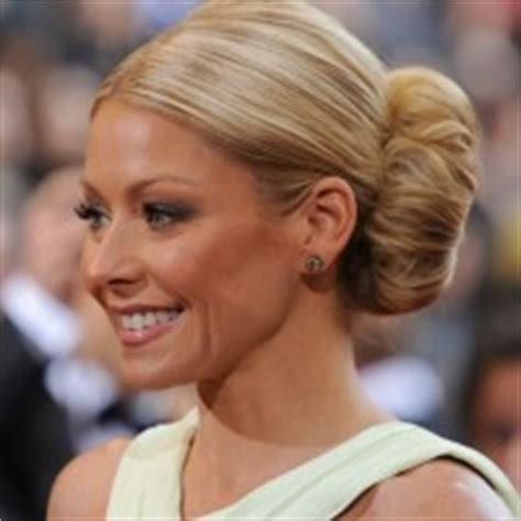 casual chignon updo hairstyle for women kylie minogue hairstyle classic bun updos hairstyles weekly