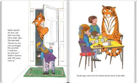 room book based on true story the tiger who came to tea a true story the spinoff