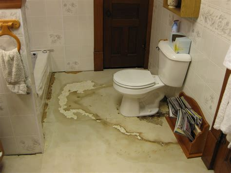 how to replace bathroom how to replace a rotting bathroom floor ehow uk