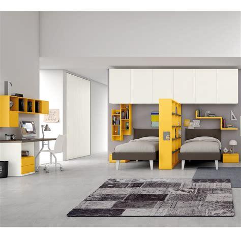 camere da letto con libreria beautiful da letto con libreria contemporary