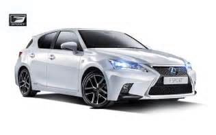 Lexus Htc Lexus Ct 200h Luxury Hybrid Hatchback Car Lexus Uk