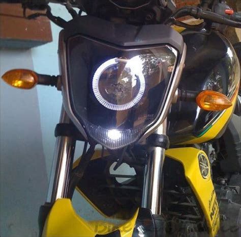 Lu Projector Pulsar 220 projector setup for motorcycles