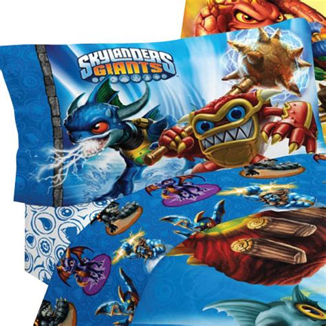 skylander bedroom skylanders spyro adventure sky friends 3 piece twin bed