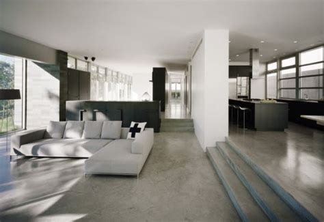 soren s lie concrete floors both a statement and a