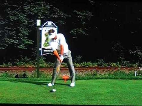 swing vision aar110yxi tiger woods swing vision