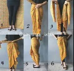 1000 images about jarik tutorial on pinterest sarongs 1000 images about cara pake kain on pinterest sarongs