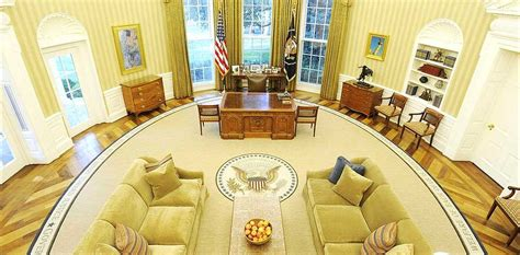 Usa Rooms by Barack Obama S Oval Office Makeover
