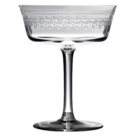 vintage cocktail glasses retro fizzio vintage cocktail glass at drinkstuff