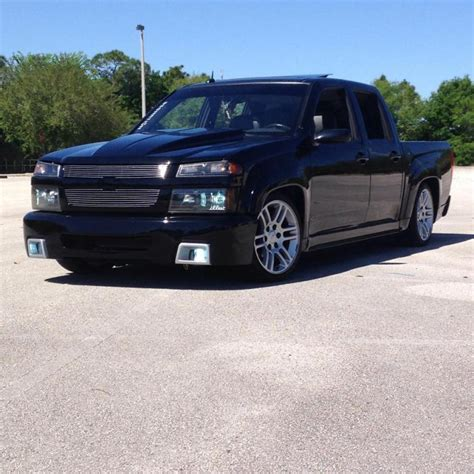 chevy colorado lowered lowered colorado set up s with picture s page 5