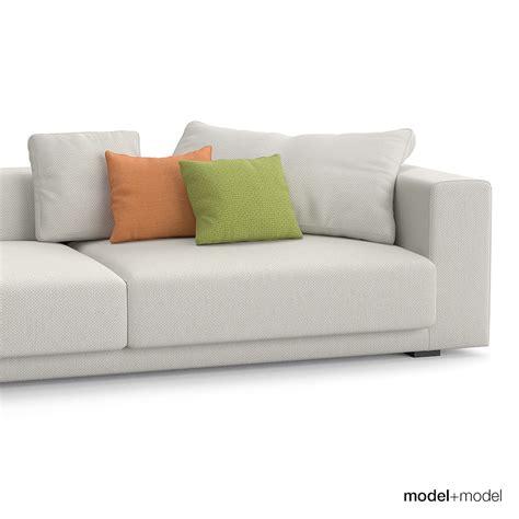 sliding sofa mdf italia sliding sofas and armchair by modelplusmodel