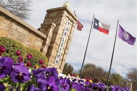 Tarleton State Stephenville Mba by Tarleton State A Small College With Splendid