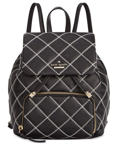 Kate Spade Hillo Backpack Small kate spade emerson place jessa mini backpack in black