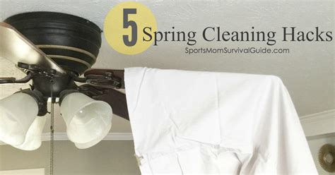 spring cleaning hacks top 5 spring cleaning hacks tips more