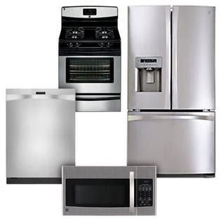 kenmore kitchen appliances kenmore stainless steel kitchen appliance bundle