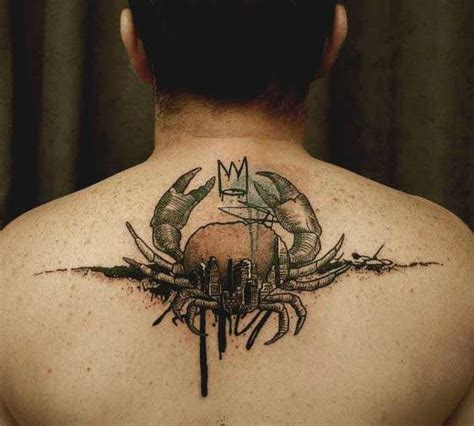 cancer zodiac tattoos for men 50 best cancer tattoos designs and ideas for zodiac sign