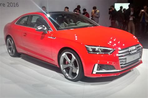 Neuer Audi A 5 by New Audi A5 Revealed Ahead Of November 2016 Release Auto