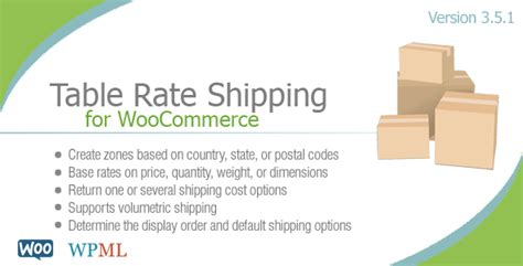 woocommerce table rate shipping powerful plugins to enhance woocommerce