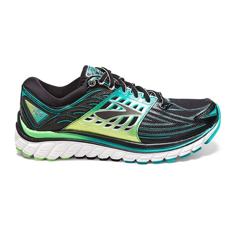 glycerin running shoes glycerin 14 womens running shoes green black