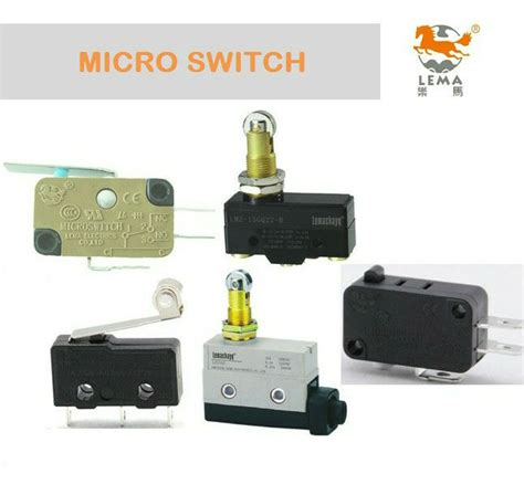 Chave Cloth el 233 trico chave micro interruptor fabricante