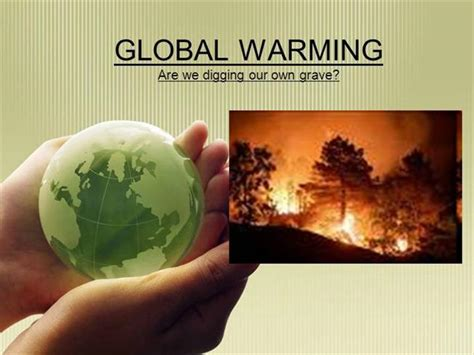 Powerpoint Themes For Global Warming | global warming authorstream