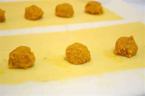 ripieno tortelli zucca mantovani tortelli di zucca e amaretti la ricetta scientifica