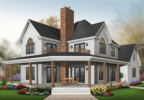 two farmhouse plans laurel hill country farmhouse plan 032d 0702 house plans