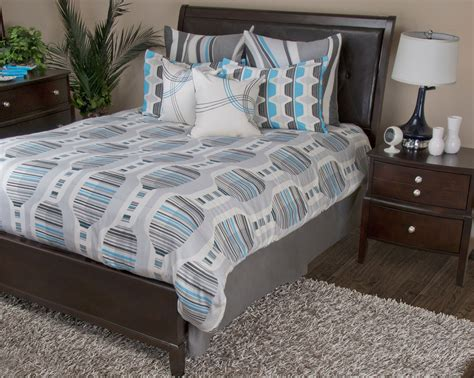 rizzy home bedding motion gray by rizzy home bedding beddingsuperstore com