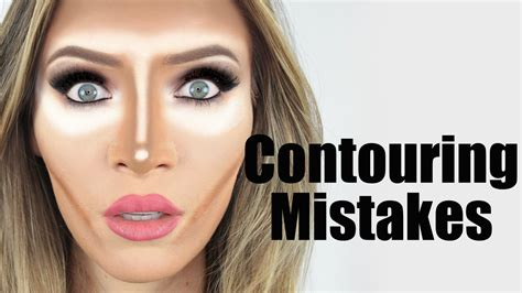 how to fix makeup mistakes for women over 50 todaycom contouring mistakes you don t want to make stephanie