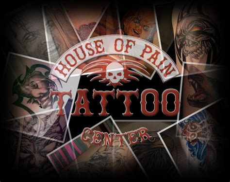 house of pain tattoo pain tattoo tattoo lawas