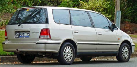 2000 Honda Odyssey Mpg by 2000 Honda Odyssey Lx Passenger Minivan 3 5l V6 Auto