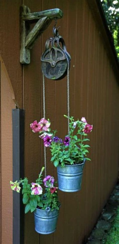 78 ideas about hanging pots on pinterest hanging pans 20 amazing diy outdoor planter ideas to make your garden