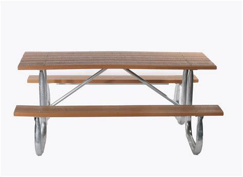 metal picnic table frame picnic table frames metal picnic table frames atelier