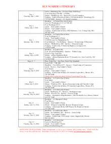 travel template word 10 best images of exec travel itinerary template word
