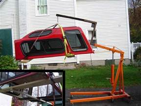 Canopy Lift System by Truck Canopy Lift Pictures To Pin On Pinterest Pinsdaddy
