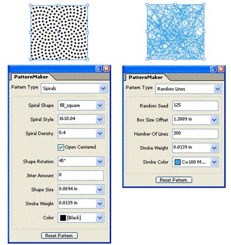 add pattern to shape indesign patternmaker custom backgrounds and borders for adobe