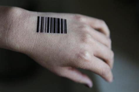 barcode tattoo on hand barcode tattoos askideas com