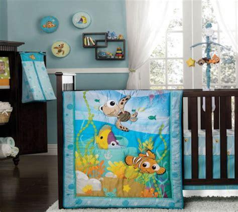 Ocean Themed Nursery Bedding Thenurseries Disney Nursery Decor