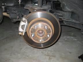 2009 honda accord rear brake pads worn out at 20 000