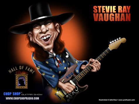 stevie ray vaughan chop shop radio   radio show dedicated  guitar