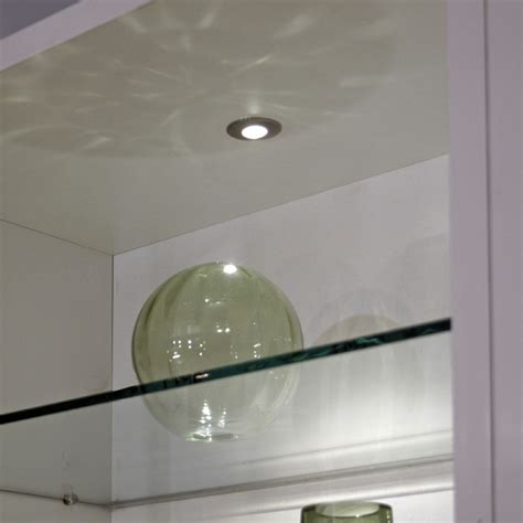 sirius recessed led cabinet light