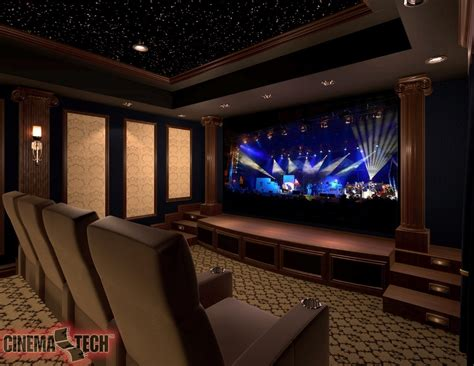 home theatre design orlando dedicated home theater ft myers fl