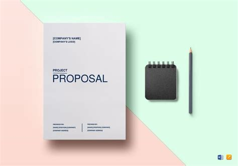 project proposal template   word  psd documents   premium templates
