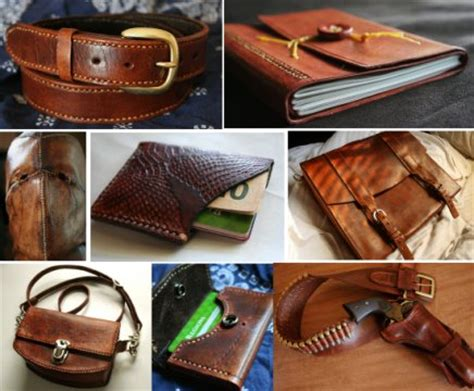 leather craft project ideas related keywords suggestions for leathercraft projects